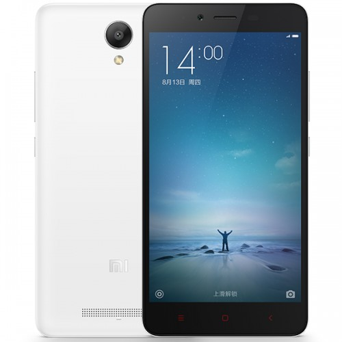 XIAOMI Redmi Note 2 Smartphone 5,5 Zoll 2GB 16GB Weiß