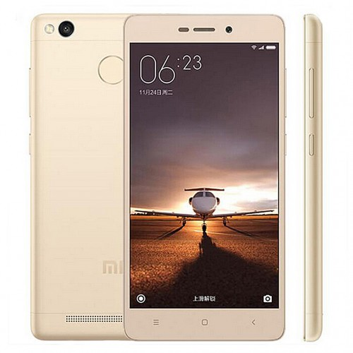Xiaomi Redmi 3S Smartphone 4100mAh 5,0 Zoll 3GB 32GB MIUI Global Golden