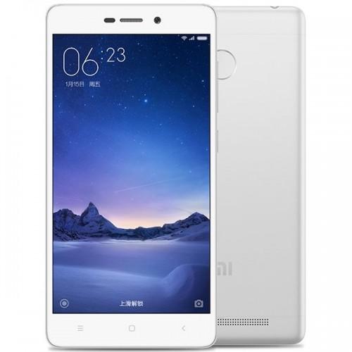 Xiaomi Redmi 3S Smartphone 4100mAh 5,0 Zoll Touch ID 3GB 32GB Silber