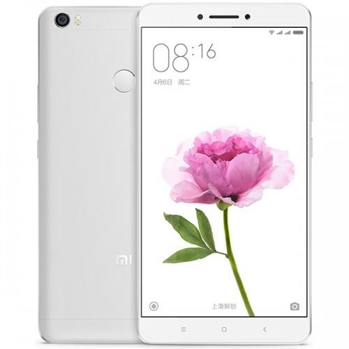 XIAOMI MI MAX 3GB 32GB Snapdragon 650 6,44 Zoll 4850mAh Touch ID Silber