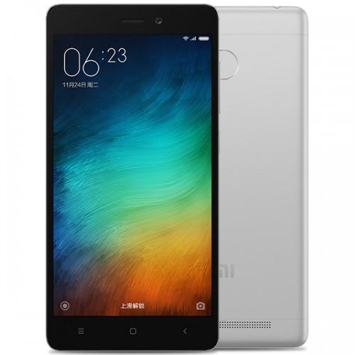 Xiaomi Redmi 3S Smartphone 4100mAh 5,0 Zoll Touch ID 3GB 32GB Grau