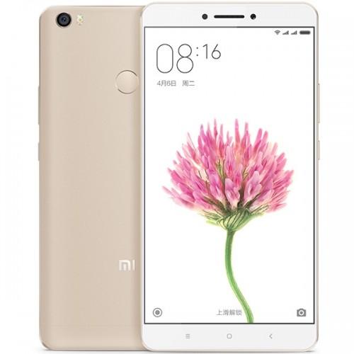 XIAOMI MI MAX 3GB 32GB Snapdragon 650 6,44 Zoll 4850mAh Touch ID Golden