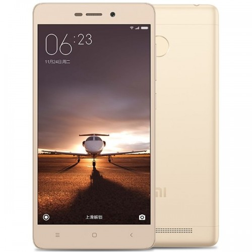 Xiaomi Redmi 3S Smartphone 4100mAh 5,0 Zoll 2GB 16GB MIUI Global Golden
