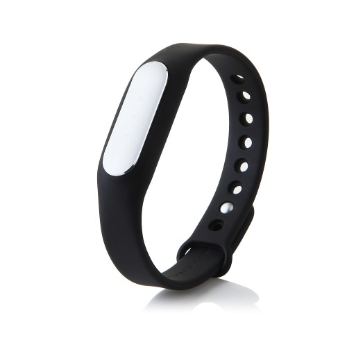 Xiaomi Mi Band 1S mit Herzfrequenz-Sensor Wristband Bluetooth Schwarz