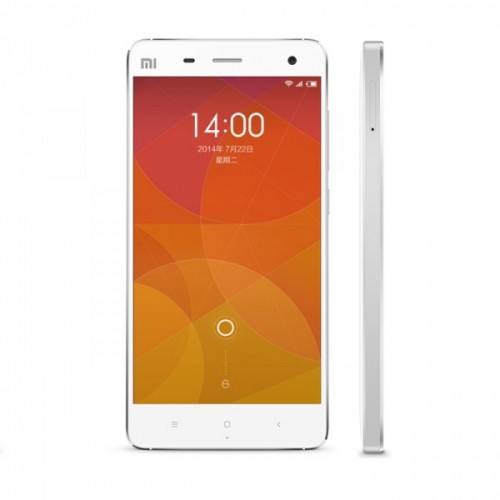 Xiaomi Mi4 Smartphone 5.0 Inch Snapdragon 801 MIUI Global White
