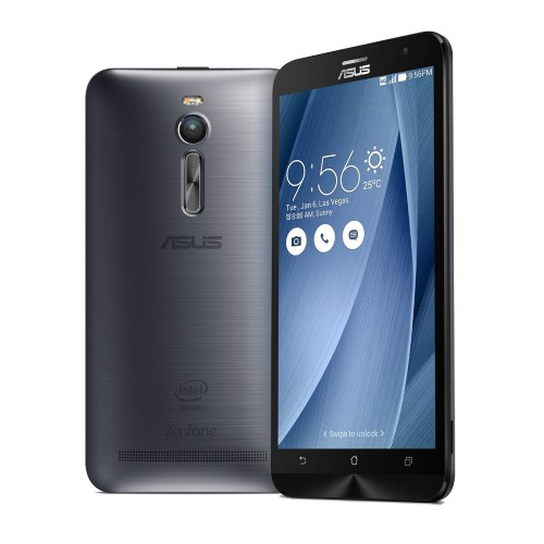 ASUS Zenfone 2 Intel Atom Z3560 1.8 GHz 5.5 inch 4GB 32GB Grey