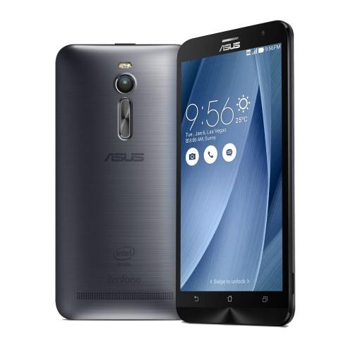 ASUS Zenfone 2 Intel Atom Z3560 1,8 GHz 5,5 Zoll 4GB 32GB Grau