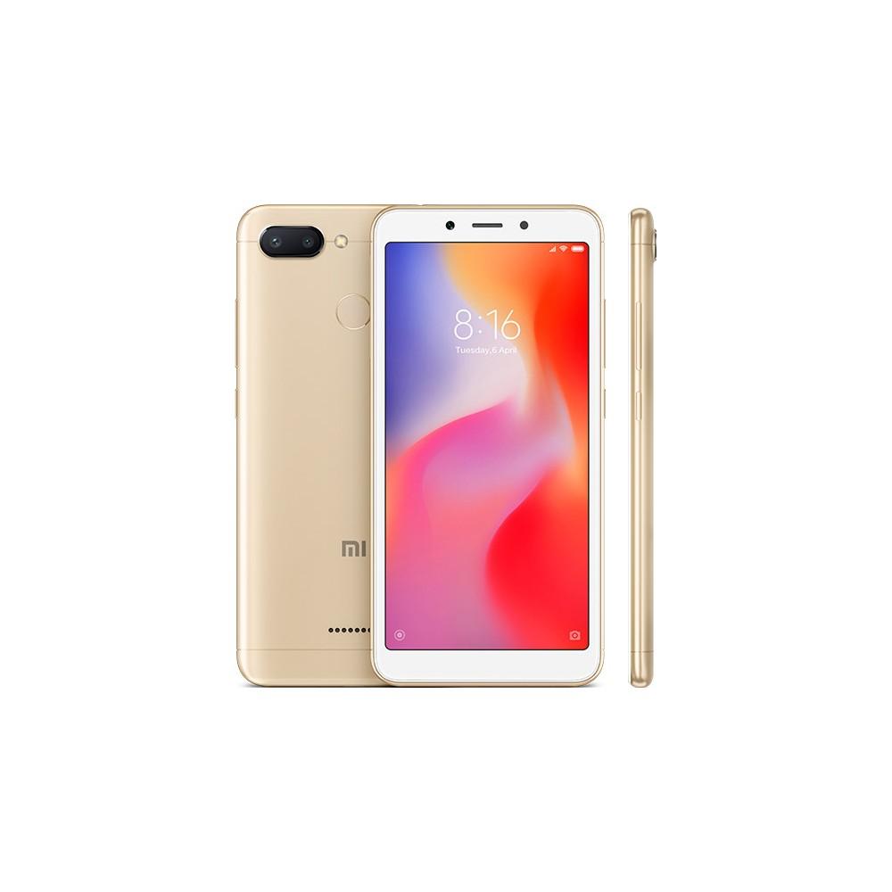 Xiaomi Redmi 6 545 Zoll Smartphone 64gb Global Deutschland Kaufen