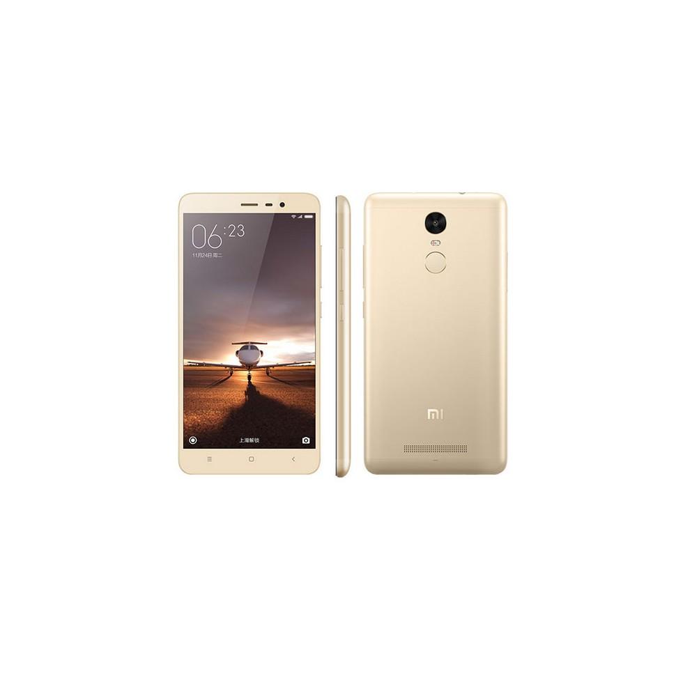Xiaomi Redmi Note 3 Pro 3gb 32gb Snapdragon 650 55 Zoll Golden 4a Gold Hexa Core 4000mah