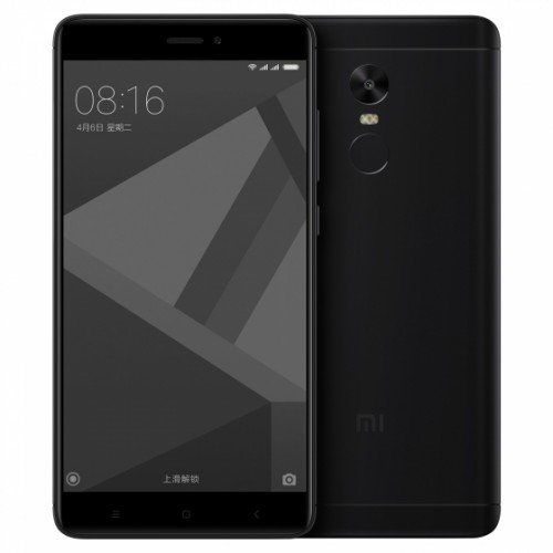 Xiaomi Redmi Note 4X Pro 4GB / 64GB 5.5 Inch MIUI Global