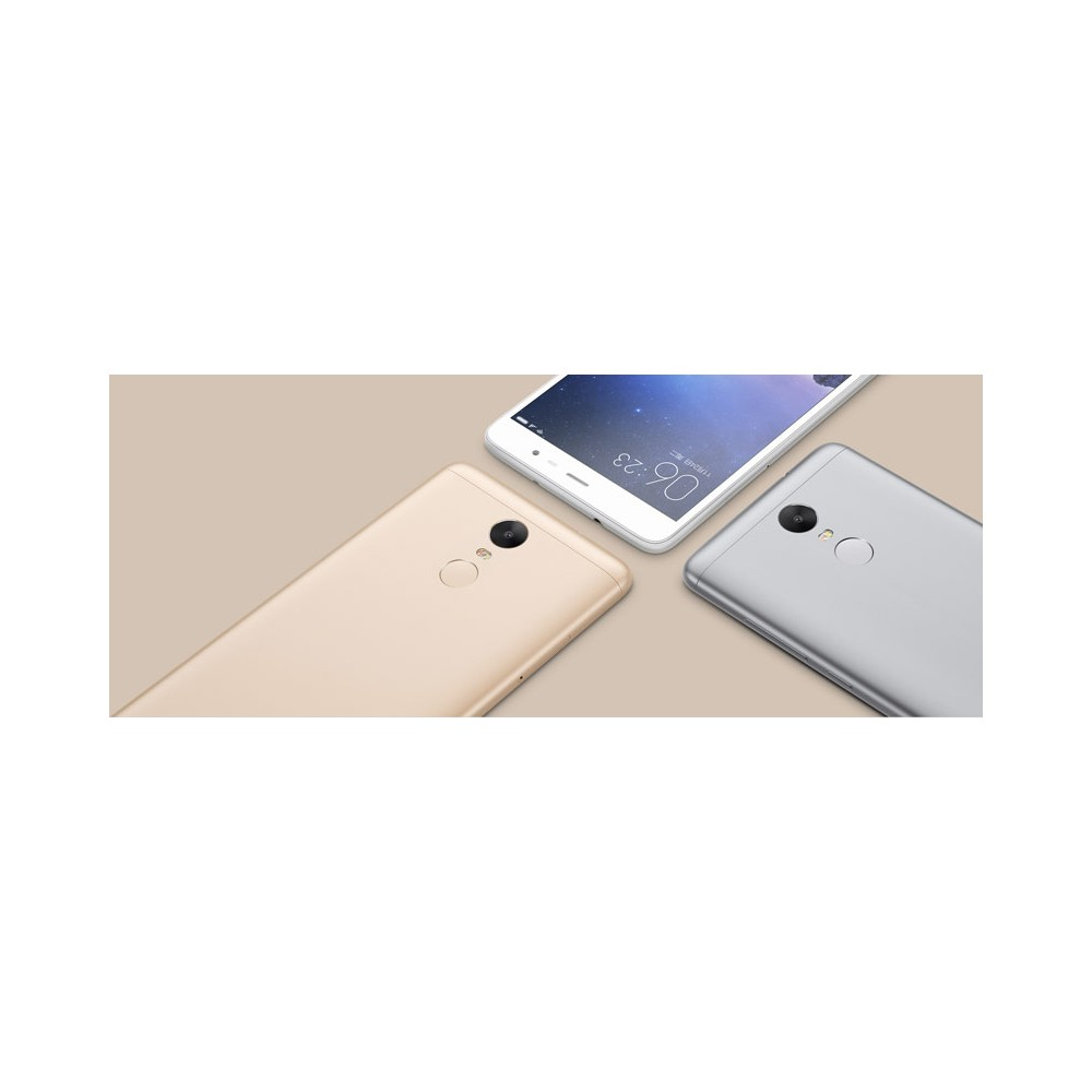 Xiaomi Redmi Note 3 Pro 3gb 32gb Snapdragon 650 55 Inch 4000mah Gold 32 Gb Hexa Core