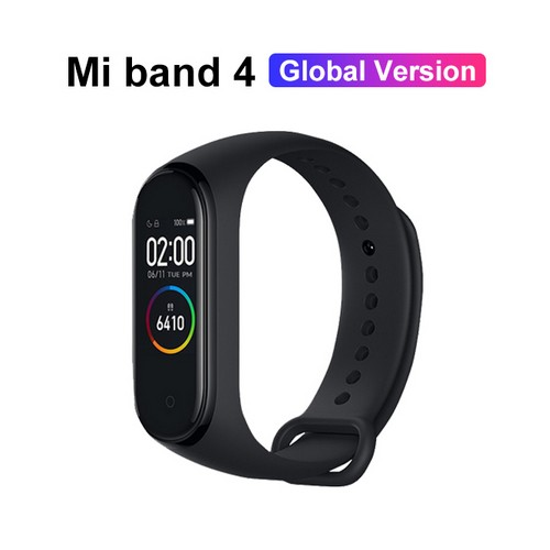 Xiaomi Mi Band 4 Smartband Miband 4 Fitness Bracelet Bluetooth 5.0 Waterproof