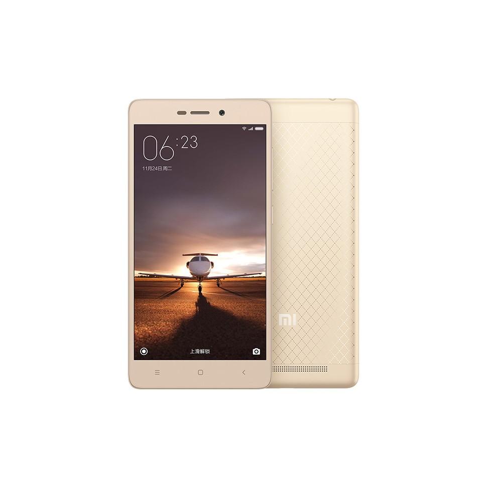 XIAOMI Redmi 3 Smartphone 4100mAh 4G LTE 5.0 Inch 2GB 16GB Gold