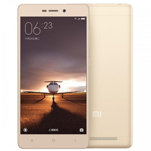 XIAOMI Redmi 3 Smartphone 4100mAh 4G LTE 5,0 Zoll 2GB 16GB Klassisch golden
