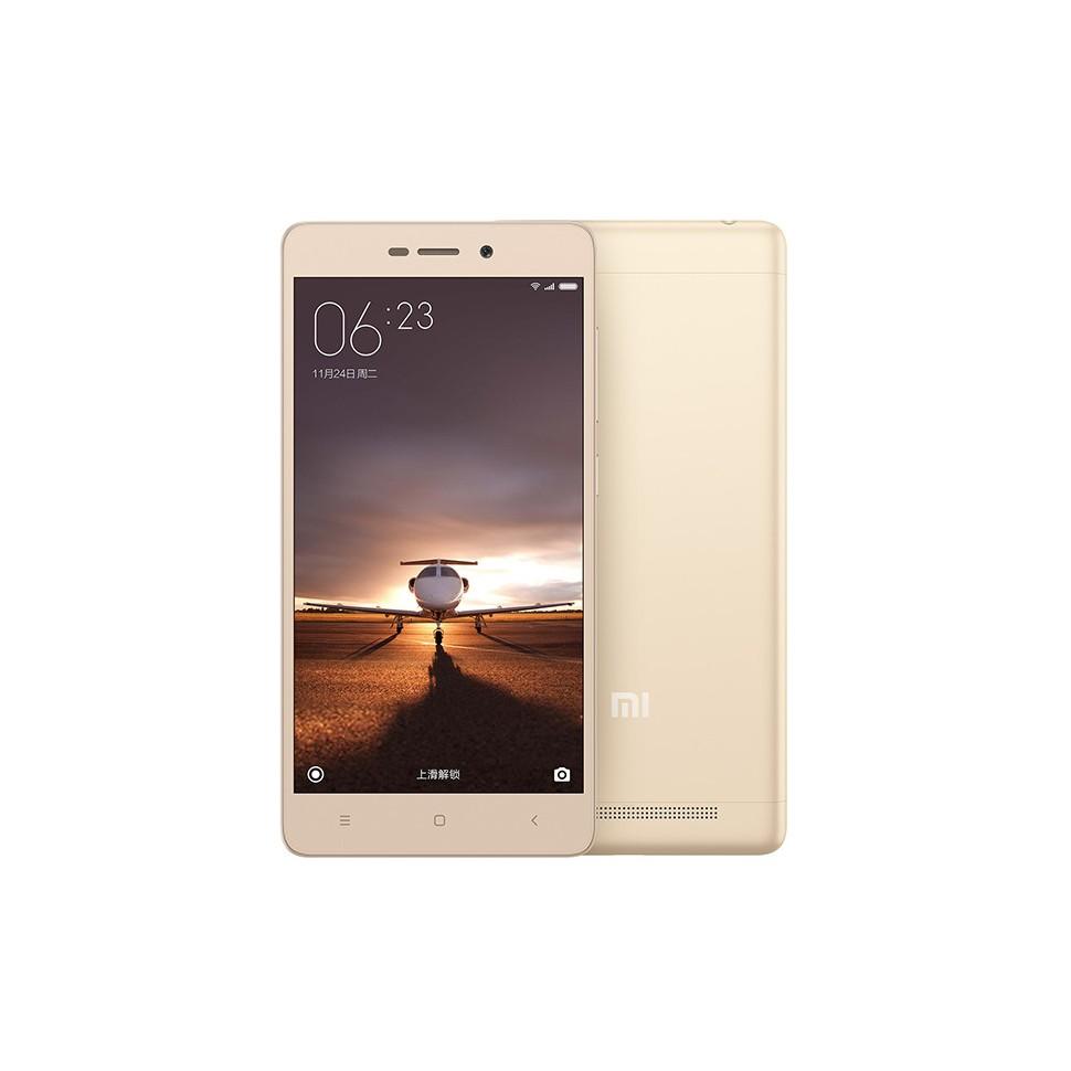 XIAOMI Redmi 3 Smartphone 4100mAh 4G LTE 5.0 Inch 2GB 16GB Classic gold