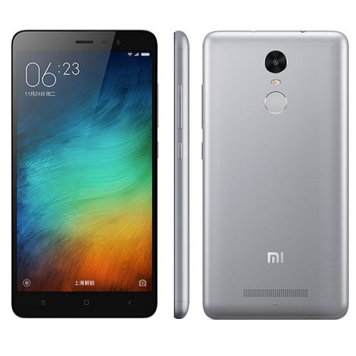 XIAOMI Redmi Note 3 Touch ID 3GB 32GB 5.5 Inch MTK6795 4000mAh Grey