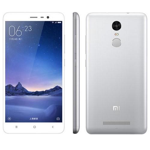 XIAOMI Redmi Note 3 Touch ID 3GB 32GB 5,5 Zoll MTK6795 4000mAh Silber