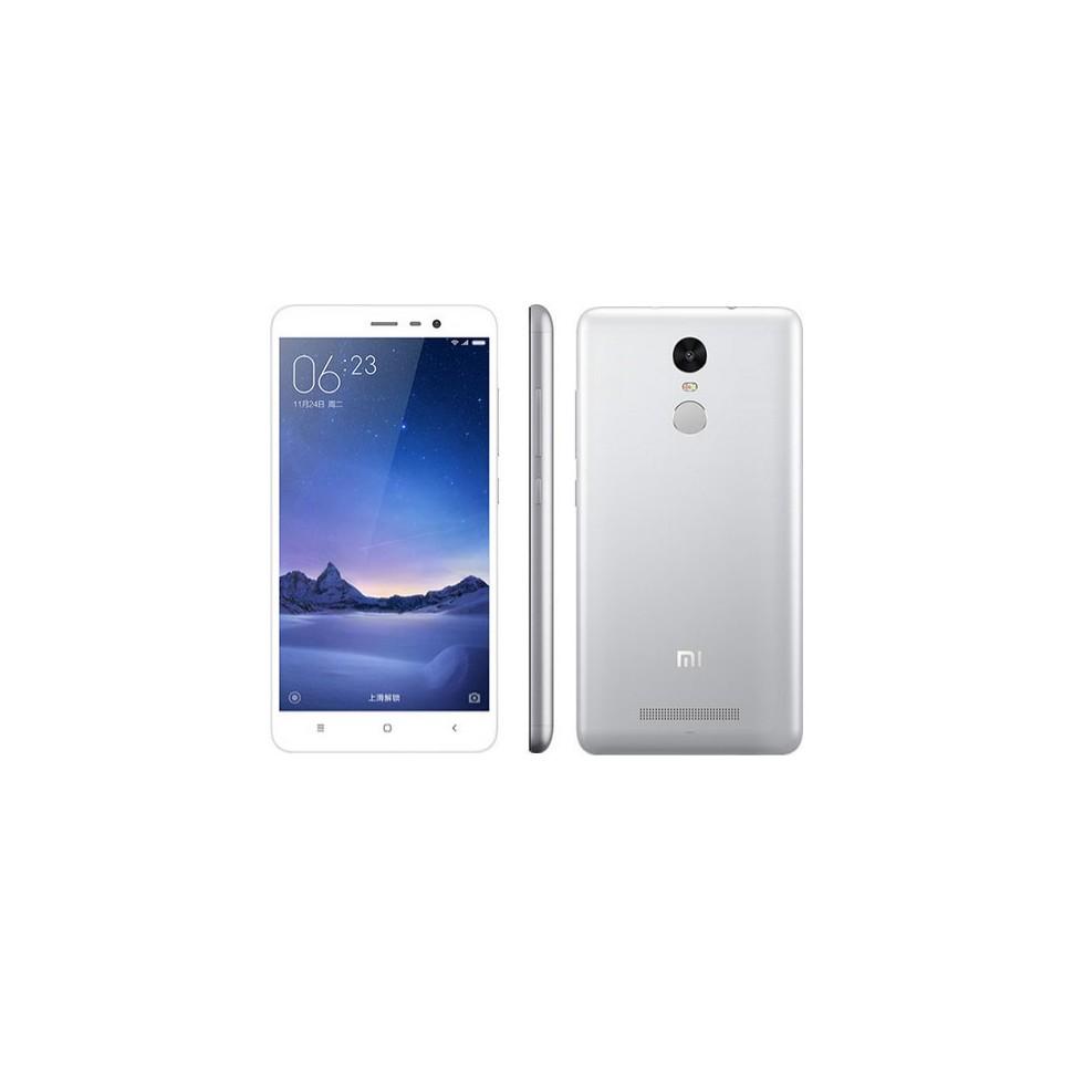 XIAOMI Redmi Note 3 Touch ID 3GB 32GB 5.5 Inch MTK6795 4000mAh Silver